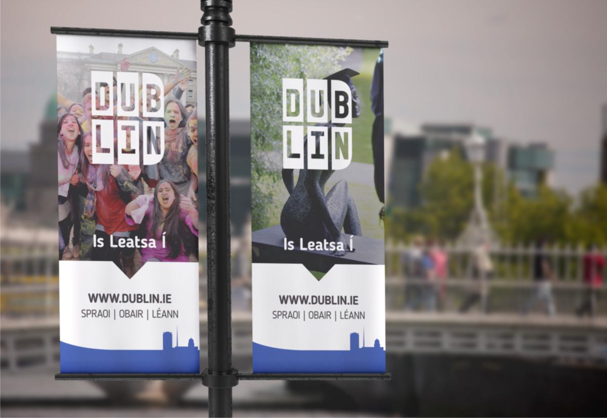 Dublin_Pole_Banners