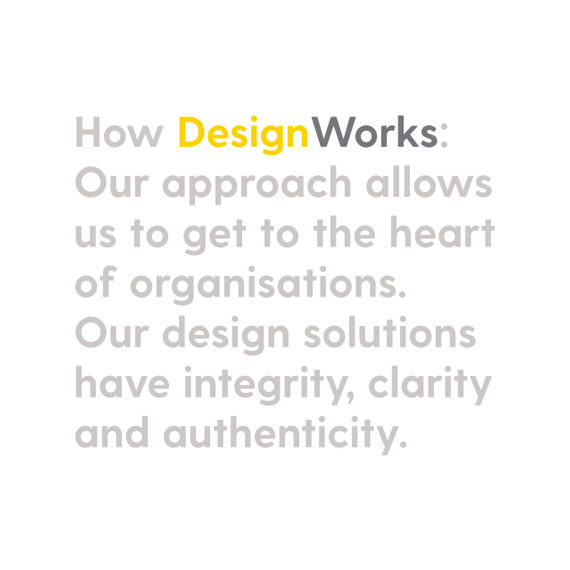 How Designworks Text