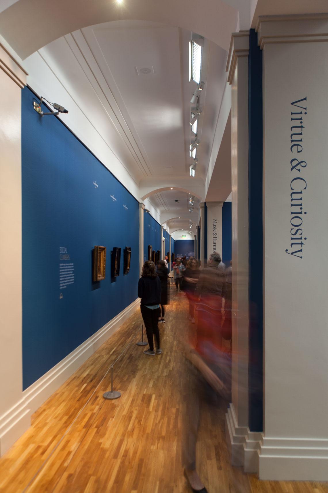 Vermeer_Corridor