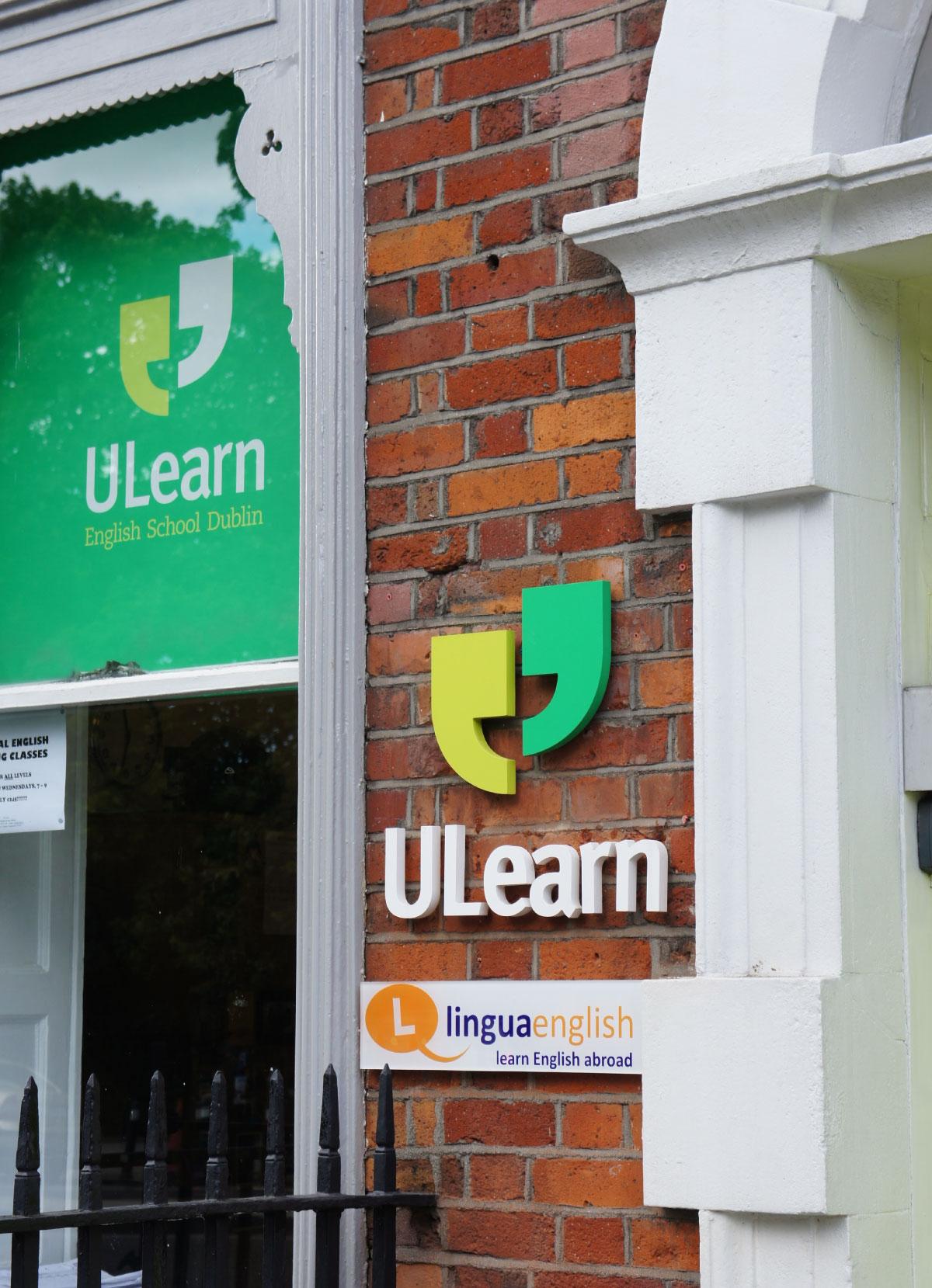 ULearn_Signage