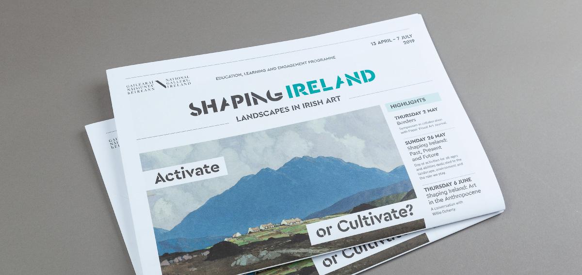 Shaping Ireland